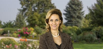 Frau Lubek ist Direktorin des Landschaftsverbandes Rheinland.