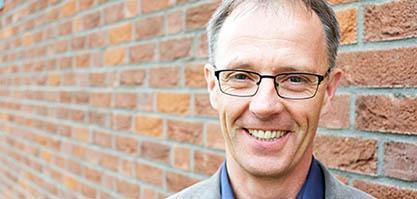 Herr Frings ist der Geschäftsführer der Paul Kraemer Haus gGmbH.