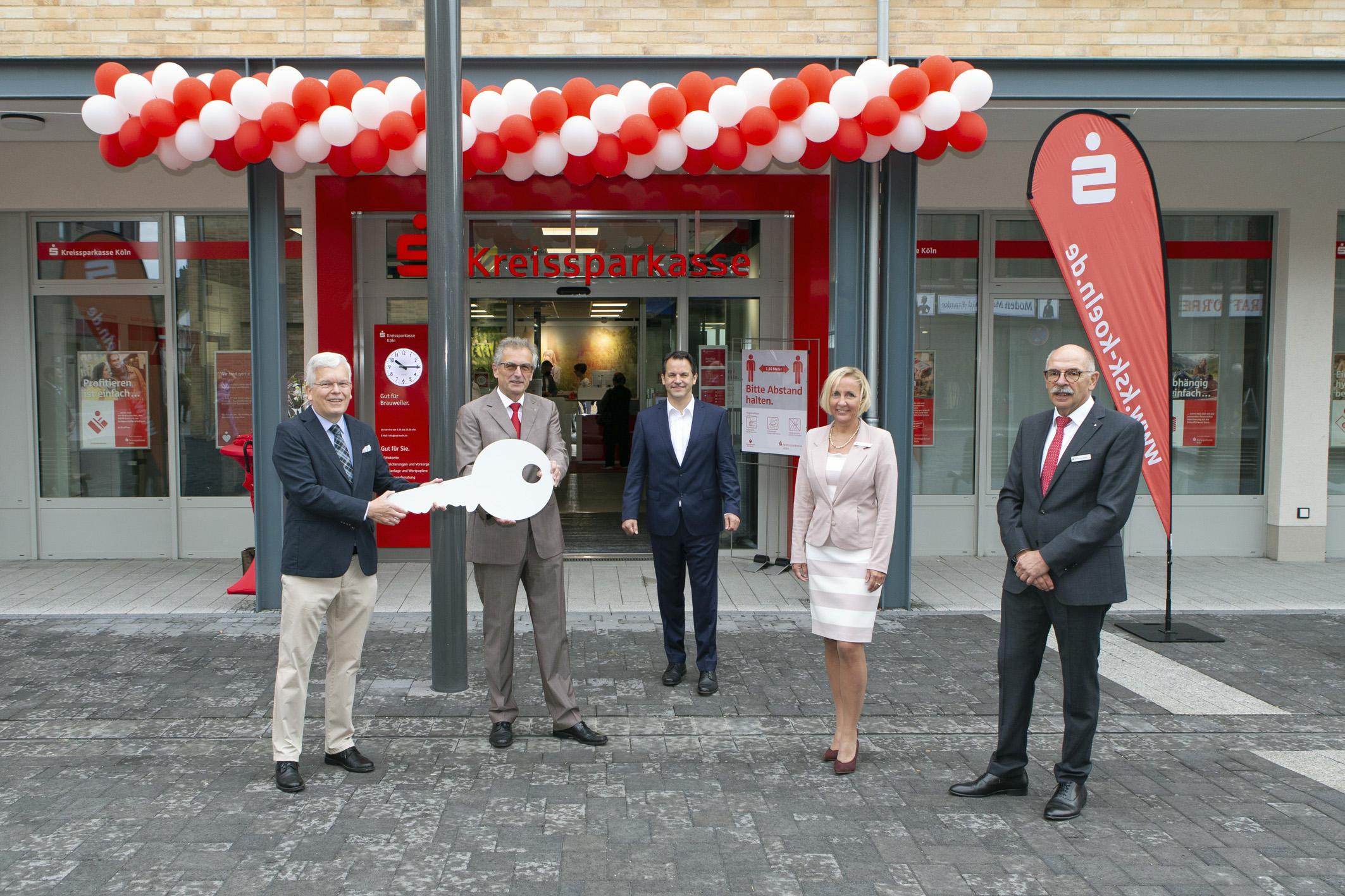 Kreissparkasse Köln Vorstand